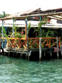 Bocas style: all restaurants are very relaxed.