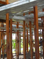 Building on schedule, Bocas del Toro.