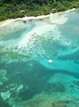 Great reef pic from the air.