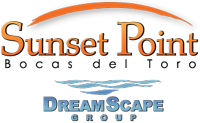 The Dreamscape Group and Sunset Point Logos.