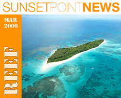 Subscribe FREE to REEF, our new-look Newsletter.