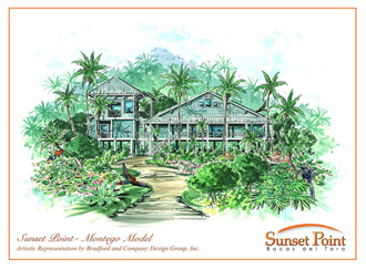 Montego Homes at Sunset Point.